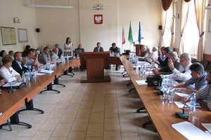 Czterech umiarkowanych sceptyków, reszta radnych poparła burmistrza Gołdapi
