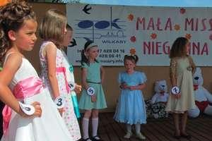 Amelka Marzec- Mała Miss Niegocina 2013