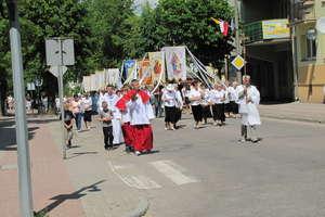 Uroczystości Bożego Ciała w powiecie gołdapskim