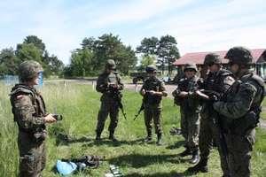 Trwa szkolenie żołnierzy przed wyjazdem do Kosowa