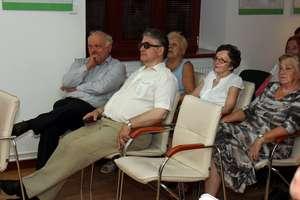 Miłośnicy Arno Holza spotkali się w Loży. Obejrzyj zdjęcia!