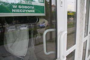 Napad na bank w Olsztynie. Trwają poszukiwania