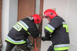 Z notesu nidzickiego strażaka
