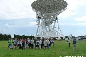 Podziwialiśmy teleskop Schmidta-Cassegraina