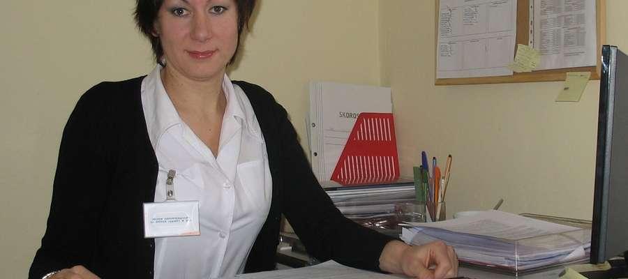 Teresa Otulak od 20 lat pracuje w ochronie zdrowia. Od lat organizuje wyjazdy kobiet z mniejszych miejscowości na badania