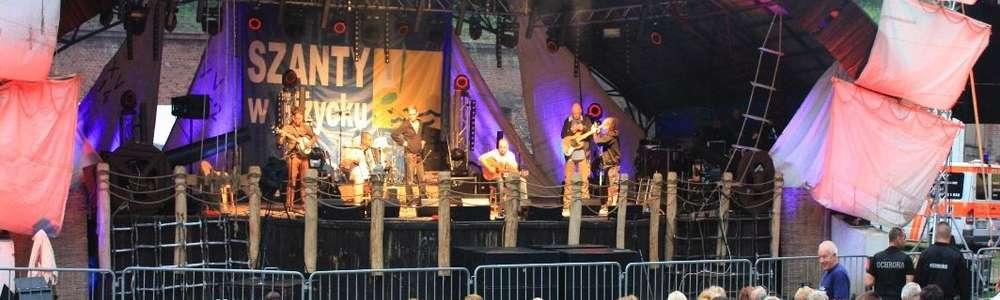 Szanty w Giżycku 2015 - festiwal piosenki żeglarskiej wbrew sztormom!