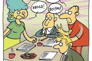 Nietypowy i zabawny komiks o Budżecie Obywatelskim