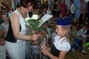 Zakończenie roku szkolnego w przedszkolu w Pieniężnie