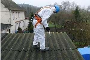 Azbest w szkole w Babkach Oleckich