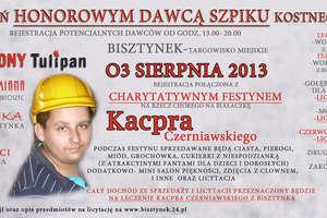 Weź udział w festynie i pomóż Kacprowi Czerniawskiemu