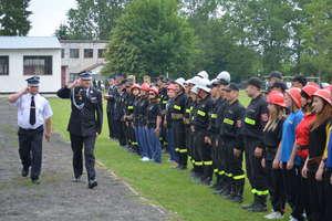 OSP Piecki zwycięzcami Gminnych Zawodów Sportowo-Pożarniczych