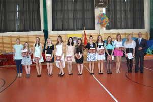 Zakończenie roku szkolnego w Gimnazjum nr 1 w Działdowie. Zobacz zdjęcia