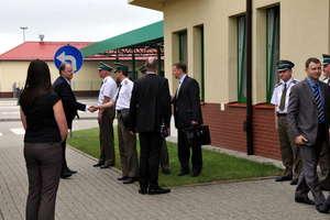 Delegacja na granicy