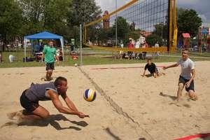 Zagraj w Grand Prix Działdowa w plażówce