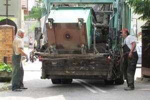 Wygląda na to, że w Gołdapi nie jest źle... ze śmieciami