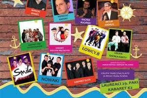 Gwiazdy kabaretu na 15. Mazurskiej Nocy Kabaretowej