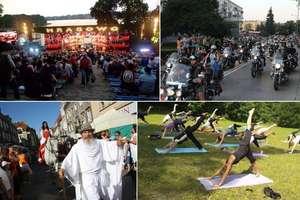 Festiwale, pikniki, taniec i sport. Sprawdź imprezy weekendowe!