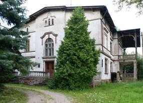 Pałac Friedricha Lange w Łąkorku