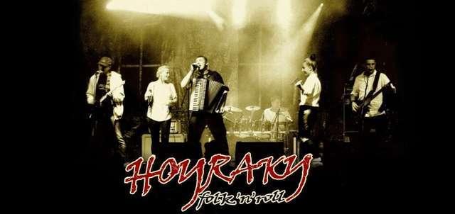 Pasłęk:  Haydamaky, Hoyraky  i bojowy hopak - full image
