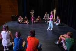 Warsztaty teatralne w POK