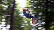 Pokaż, jak bawisz się w parku linowym