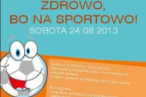 Uczniowski Klub Sportowy Mały Jeziorak zaprasza na imprezę do Galerii