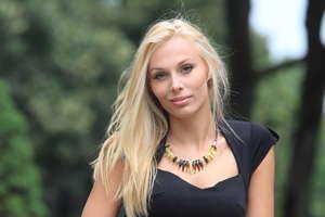 Katarzyna Gajewska z Olsztyna - Bursztynowa Miss Polski