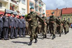Jubileusz jednostki wojskowej