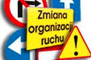 Zmiana organizacji ruchu na ul. Partyzantów w Gołdapi