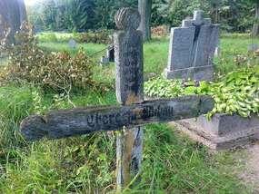 Cmentarz w Barczewku