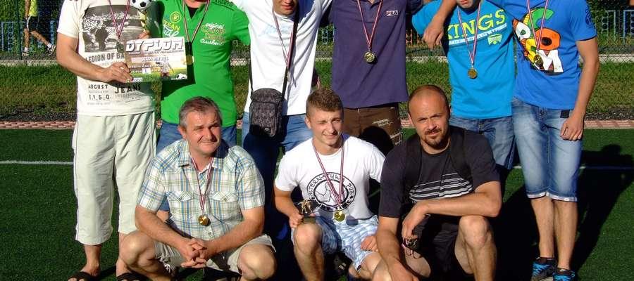 Awa Mebel zwycięzca Nidzickiej Ligi Szóstek Piłkarskch