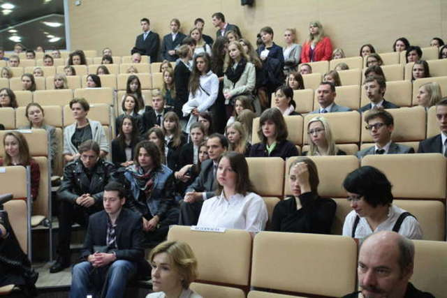 Inauguracja roku na wydziale humanistycznym UWM - full image