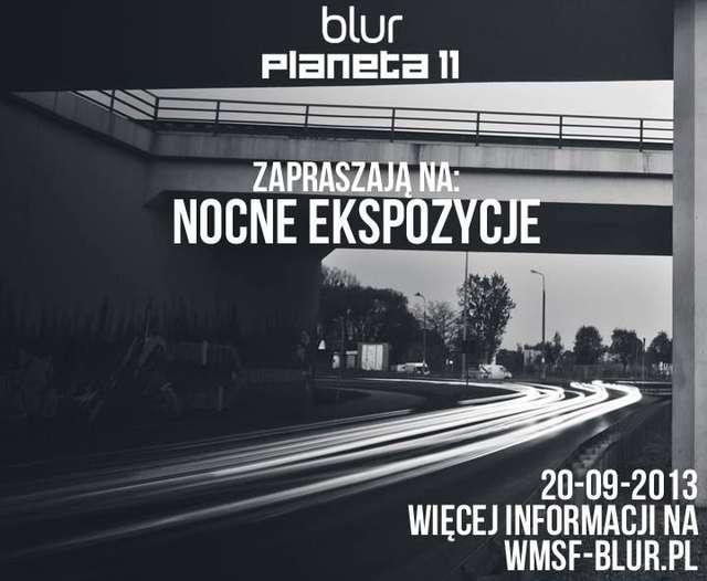 Nocne Ekspozycje w Olsztynie - full image