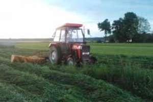 Pobili traktorzystę, bo kosił pole