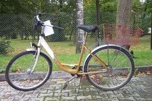 Ukradł rower, został zatrzymany