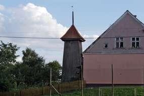 Dzwon kościelny w Kosakowie