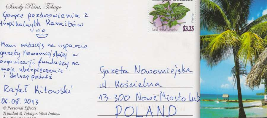 Pocztówka z Kraibów