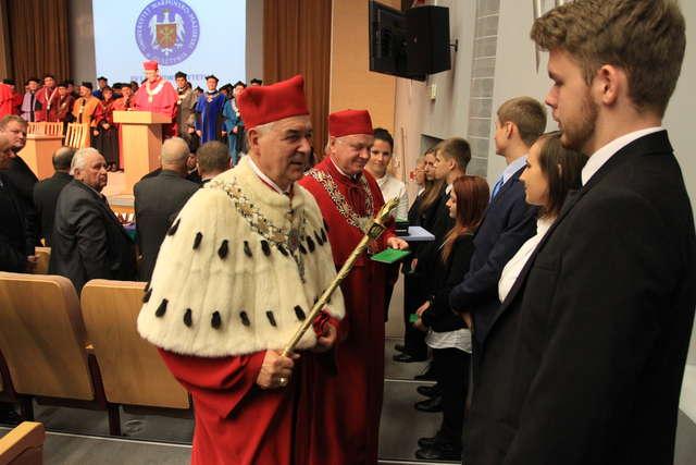 Studenci wrócili do Olsztyna! - full image