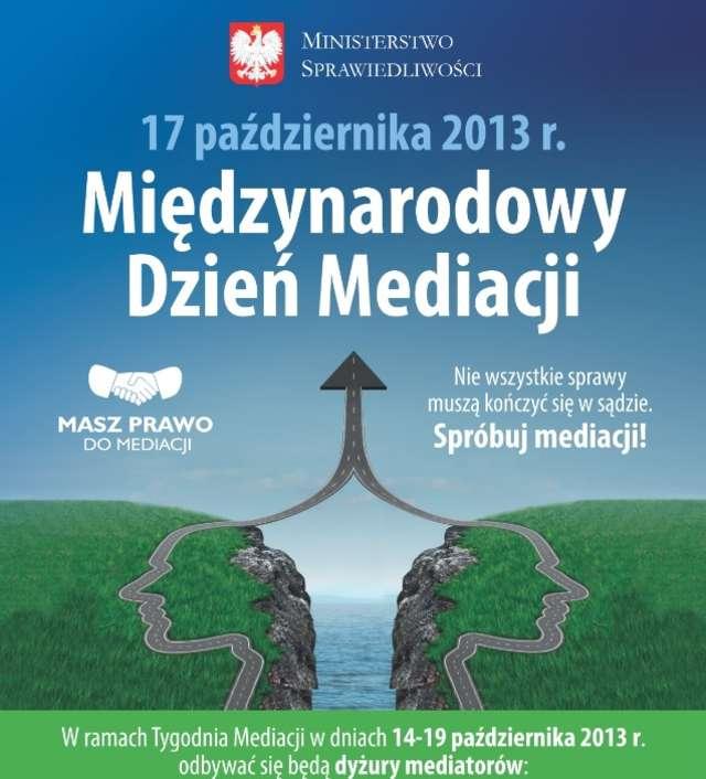 Międzynarodowy Dzień Mediacji konsultacje w Eranova - full image