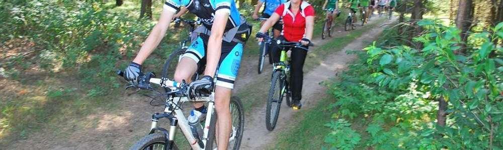 Rodzinna wycieczka rowerowa z Kołodromem