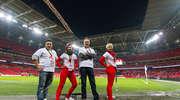 Nidziczanka zorganizowała doping na Wembley