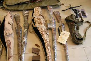 Mieszkaniec ukrywał arsenał broni palnej i amunicji