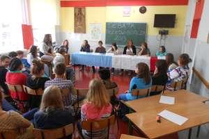 Gimnazjum nr 2 w Działdowie szkołą demokracji i samorządności