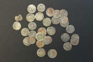 Archeolodzy odnaleźli skarb w ruinach olsztyńskiej baszty