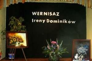 Wernisaż prac Ireny Dominików w Świętajnie