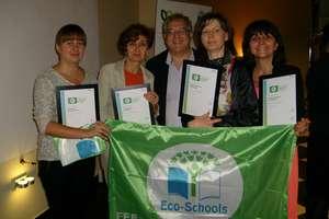 Międzynarodowy Certyfikat Zielonej Flagi po raz drugi z rzędu dla  Gimnazjum nr 2 w Działdowie