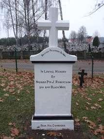 Cmentarz z okresu I wojny światowej w Orzyszu