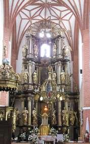 Kościół parafialny św. Jana Chrzciciela w Ornecie
