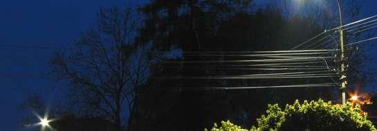 Nowe oświetlenie ma być oszczędniejsze w zużyciu prądu