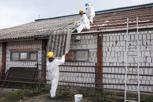 Gmina Świętajno usunęła 200 ton azbestu ze swojego terenu